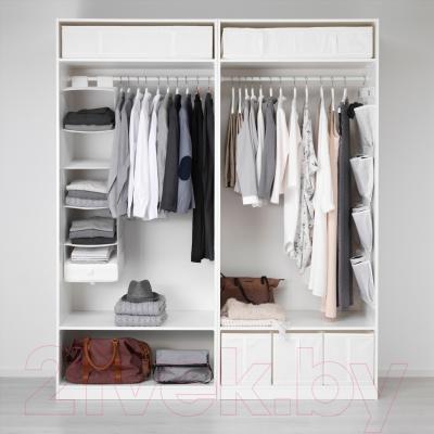 Ящик для хранения Ikea Скубб 702.903.60 (белый)