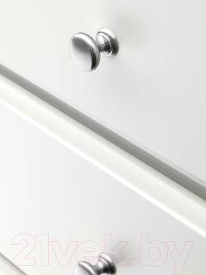 Комод Ikea Тисседаль 702.937.16 (белый)