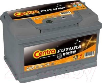 Автомобильный аккумулятор Centra Futura CA722 (72 А/ч)