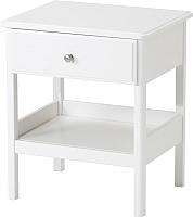 Прикроватная тумба Ikea Тисседаль 702.999.59 (белый) -