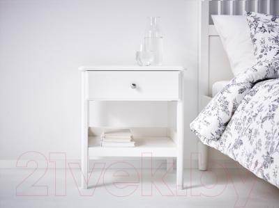 Прикроватная тумба Ikea Тисседаль 702.999.59 (белый)