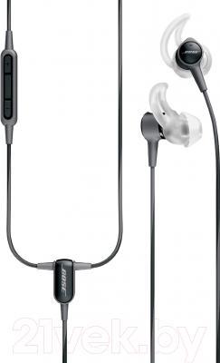 Наушники-гарнитура Bose SoundTrue Ultra In-Ear for iPhone (черный)