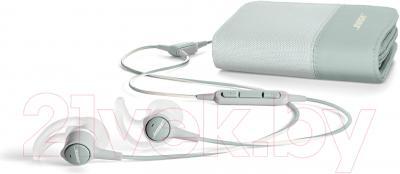 Наушники-гарнитура Bose SoundTrue Ultra In-Ear for iPhone (серый)