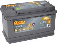 Автомобильный аккумулятор Centra Futura CA900 (90 А/ч) -