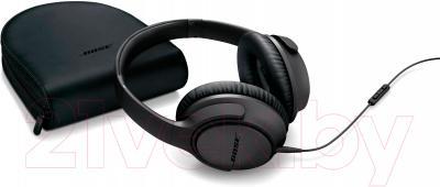 Наушники-гарнитура Bose SoundTrue Around-Ear for Android (черный)