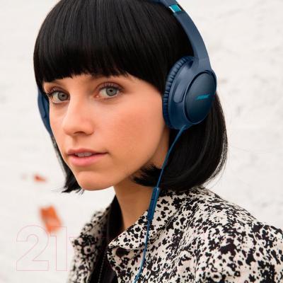 Наушники-гарнитура Bose SoundTrue Around-Ear for Android (синий)