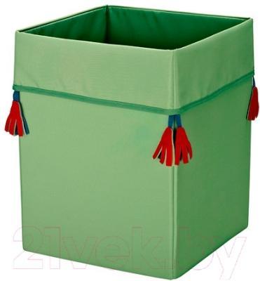 Коробка для хранения Ikea Пайсслингар 602.157.81 (зеленый)