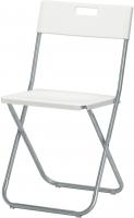 Стул Ikea Гунде 602.177.99 (белый) -