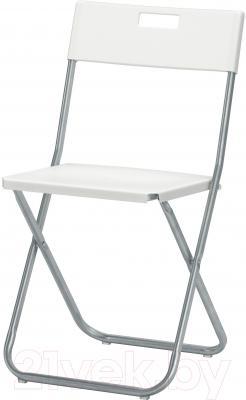 Стул Ikea Гунде 602.177.99 (белый)