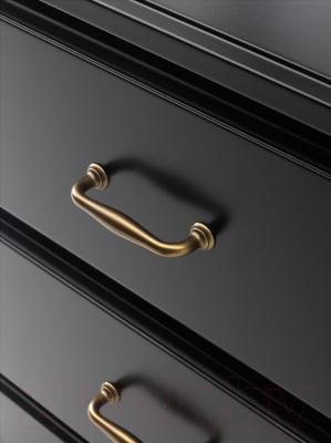 Комод Ikea Ундредаль 703.092.32 (черный)