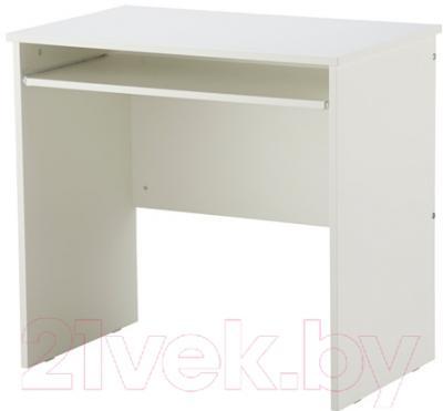 Компьютерный стол Ikea Тодален 703.097.98 (белый)