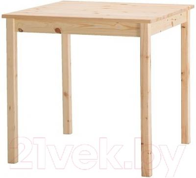 Обеденный стол Ikea Ингу 746.302.09 (сосна) - Инструкция по сборке