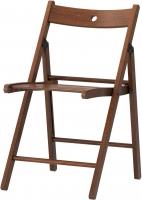 Стул Ikea Терье 602.224.42 (коричневый) -