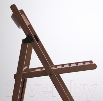 Стул Ikea Терье 602.224.42 (коричневый)