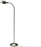 Торшер Ikea Формат 801.498.89 (никелированный) -