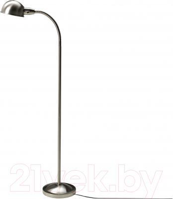 Торшер Ikea Формат 801.498.89 (никелированный)