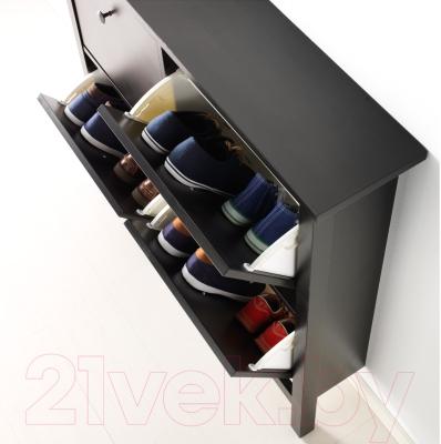 Тумба для обуви Ikea Хемнэс 801.561.20