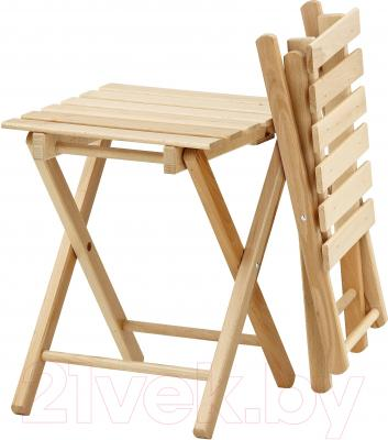 Табурет Ikea Хальфред 602.419.02 (бук)