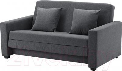 Диван-кровать Ikea Бигдео 802.215.16 (серый)