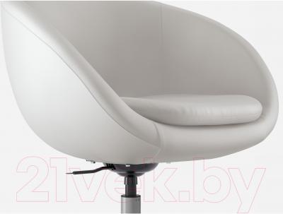 Кресло офисное Ikea Скрувста 802.800.30 - вид спереди