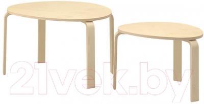 Журнальный столик Ikea Свальста 802.806.76 (2шт)