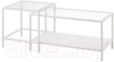 Журнальный столик Ikea Витшё 803.034.42 (2шт)