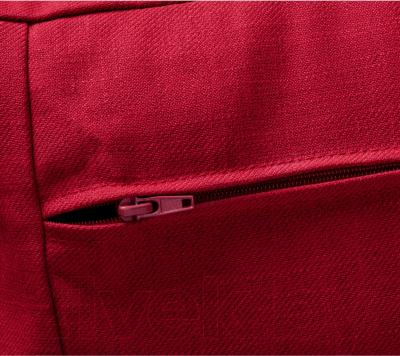 Чехол на угловой диван Ikea Баккабру 803.232.42 (красный)