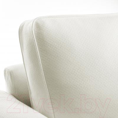 Чехол на диван - 3 местный Ikea Баккабру 803.234.02 (белый)