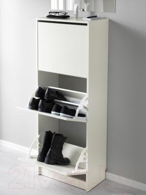 Тумба для обуви Ikea Бисса 803.251.23