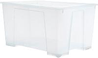 Контейнер для хранения Ikea Самла 901.029.71 (прозрачный) -