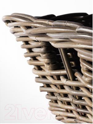 Корзина Ikea Бюхольма 901.927.35 (серый)