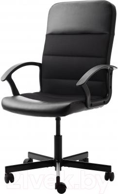 Кресло офисное Ikea Вингал 901.965.97 (черный)