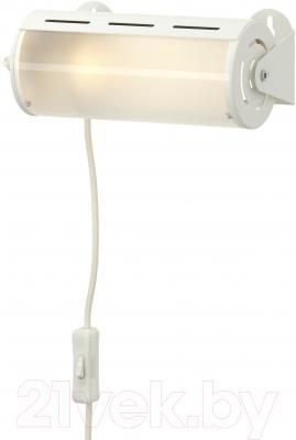 Бра Ikea Смиг 901.989.64 (белый)