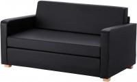 Диван-кровать Ikea Сольста 902.023.67 (черный) -