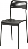 Стул Ikea Адде 902.142.85 (черный) -