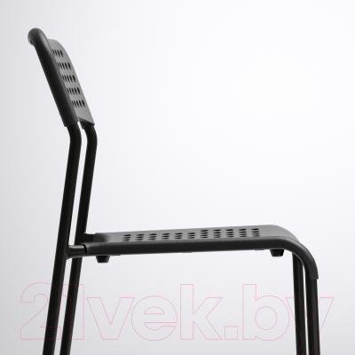 Стул Ikea Адде 902.142.85 (черный)