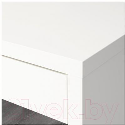 Письменный стол Ikea Микке 902.143.08 (белый)