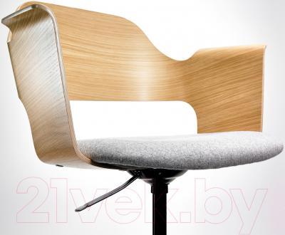 Кресло офисное Ikea Фьеллбергет 602.507.22 - вид спереди