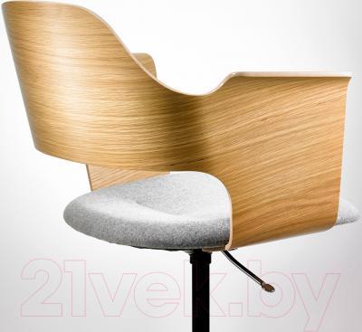 Кресло офисное Ikea Фьеллбергет 602.507.22 - вид сзади