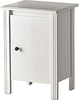 Прикроватная тумба Ikea Брусали 902.501.55 (белый) -