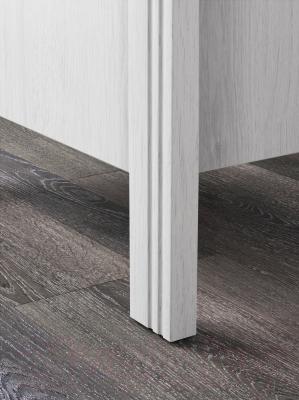 Прикроватная тумба Ikea Брусали 902.501.55 (белый)