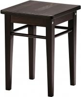 Табурет Ikea Янерик 902.684.43 (черно-коричневый) -