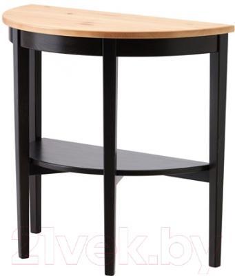 Консольный столик Ikea Аркельсторп 902.785.88 (черный)