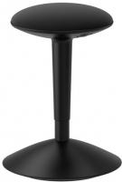 Табурет Ikea Нильс-Эрик 902.795.64 (черный/черный) -