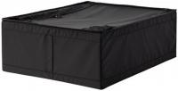 Ящик для хранения Ikea Скубб 902.903.64 (черный) -