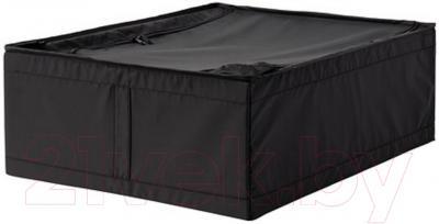 Ящик для хранения Ikea Скубб 902.903.64 (черный)
