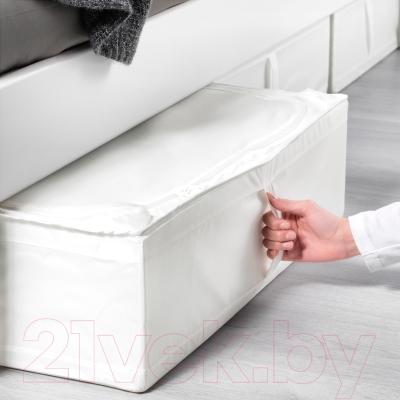 Ящик для хранения Ikea Скубб 902.949.89 (белый)