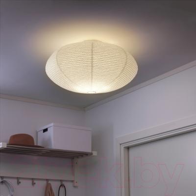 Светильник Ikea Соллефтео 903.001.03 (белый)