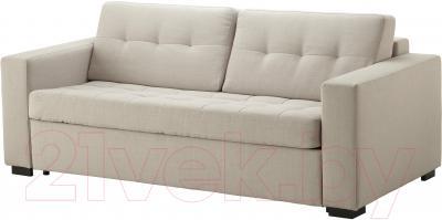 Диван-кровать Ikea Клагсторп 903.002.64 (светло-бежевый)