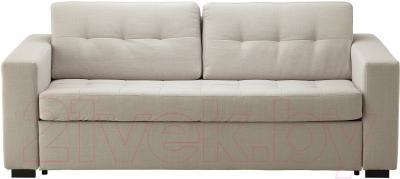 Диван-кровать Ikea Клагсторп 903.002.64 (светло-бежевый) - вид спереди